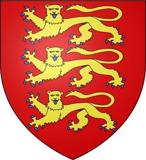 Godło Anglii