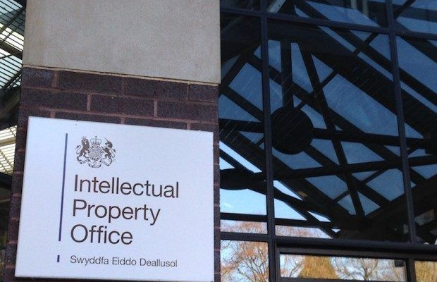 Logo Intellectual Property Office in the UK